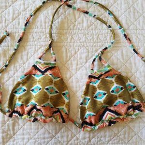Small Volcom Bikini Top (Reversible)